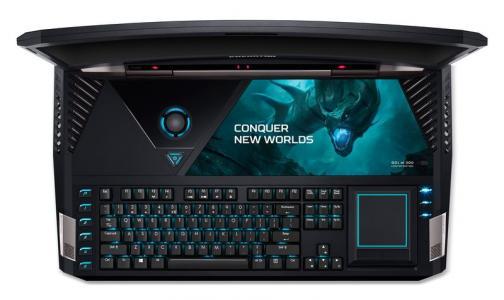 Predator 21x Acer Presente Le Pc Portable Gamer Le Plus Cher Et Le