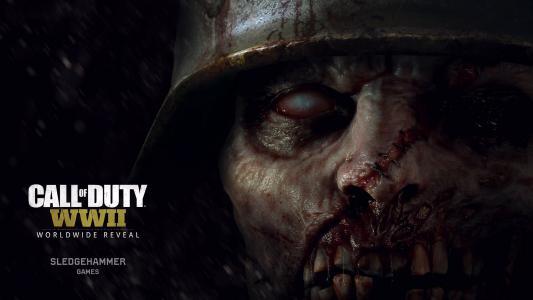 Call of Duty: WWII - Le mode Zombies Nazis offre une image et un RDV d'annonce officielle !