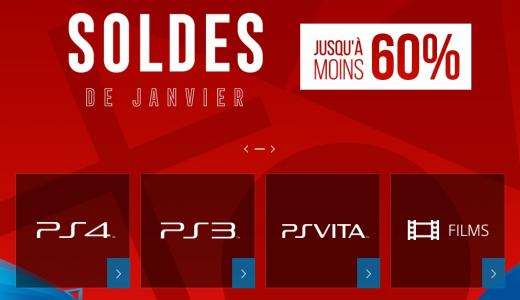 Bon plan des jeux ps4 prix cass s sur le playstation store pour les soldes de janvier 2017 - Les soldes janvier 2017 ...