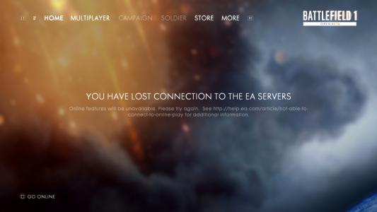 PS4 Impossible de se connecter au serveur EA - Answer HQ