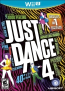 Jaquette du jeu Just Dance 4
