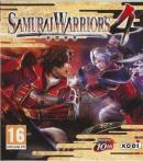 Jaquette de Samurai Warriors 4