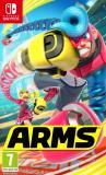 Jaquette de ARMS
