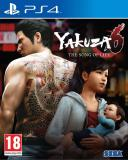 Jaquette de Yakuza 6: The Song of Life