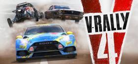 Jaquette de V-Rally 4