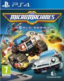 Jaquette de Micro Machines World Series
