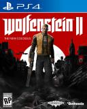 Jaquette de Wolfenstein II: The New Colossus