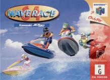 Jaquette de Wave Race 64