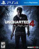 Jaquette de Uncharted 4: A Thief's End