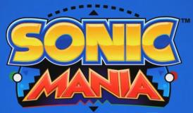 Jaquette de Sonic Mania