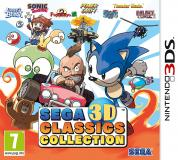 Jaquette de Sega 3D Classics Collection