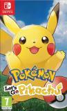 Jaquette de Pokémon Let's Go, Pikachu !