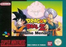 Jaquette de Dragon Ball Z 3: L'Ultime Menace
