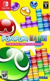 Jaquette de Puyo Puyo Tetris