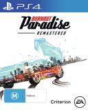 Jaquette de Burnout Paradise Remastered