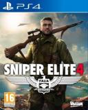 Jaquette de Sniper Elite 4