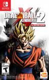 Jaquette de Dragon Ball Xenoverse 2 for Nintendo Switch