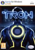 Jaquette de Tron Evolution