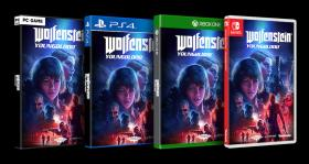 Jaquette de Wolfenstein Youngblood
