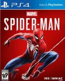 Jaquette de Spider-Man PS4