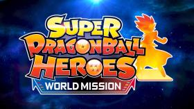 Jaquette de Super Dragon Ball Heroes World Mission