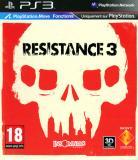 Jaquette de Resistance 3