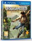 Jaquette de Uncharted: Golden Abyss