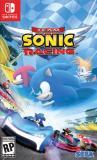 Jaquette de Team Sonic Racing