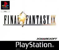 Jaquette de Final Fantasy IX