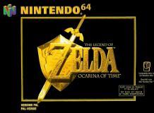 Jaquette de The Legend Of Zelda: Ocarina of Time