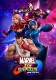 Jaquette de Marvel VS. Capcom: Infinite