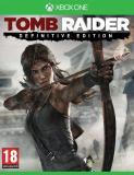 Jaquette de Tomb Raider: Definitive Edition