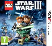 Jaquette de Lego Star Wars III: The Clone Wars