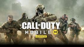 Jaquette de Call of Duty Mobile