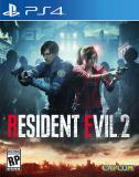 Jaquette de Resident Evil 2 Remake