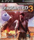 Jaquette de Uncharted 3: L'Illusion de Drake