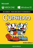 Jaquette de Cuphead