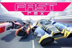 Jaquette de Fast RMX