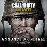 Jaquette de Call of Duty: WWII