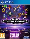 Jaquette de Sega Mega Drive Classics