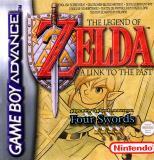 Jaquette de The Legend of Zelda: A Link to the Past