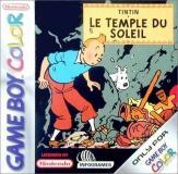 Jaquette de Tintin: Le Temple du Soleil