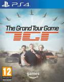 Jaquette de The Grand Tour Game
