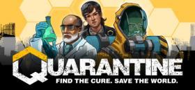 Jaquette de Quarantine