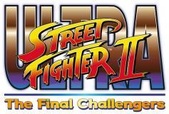 Jaquette de Ultra Street Fighter II: The Final Challengers