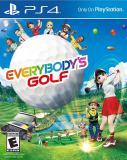 Jaquette de Everybody's Golf (2017)