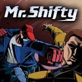 Jaquette de Mr Shifty