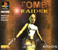 Jaquette de Tomb Raider (1996)