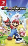 Jaquette de Mario + The Lapins Crétins Kingdom Battle