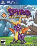 Jaquette de Spyro Reignited Trilogy